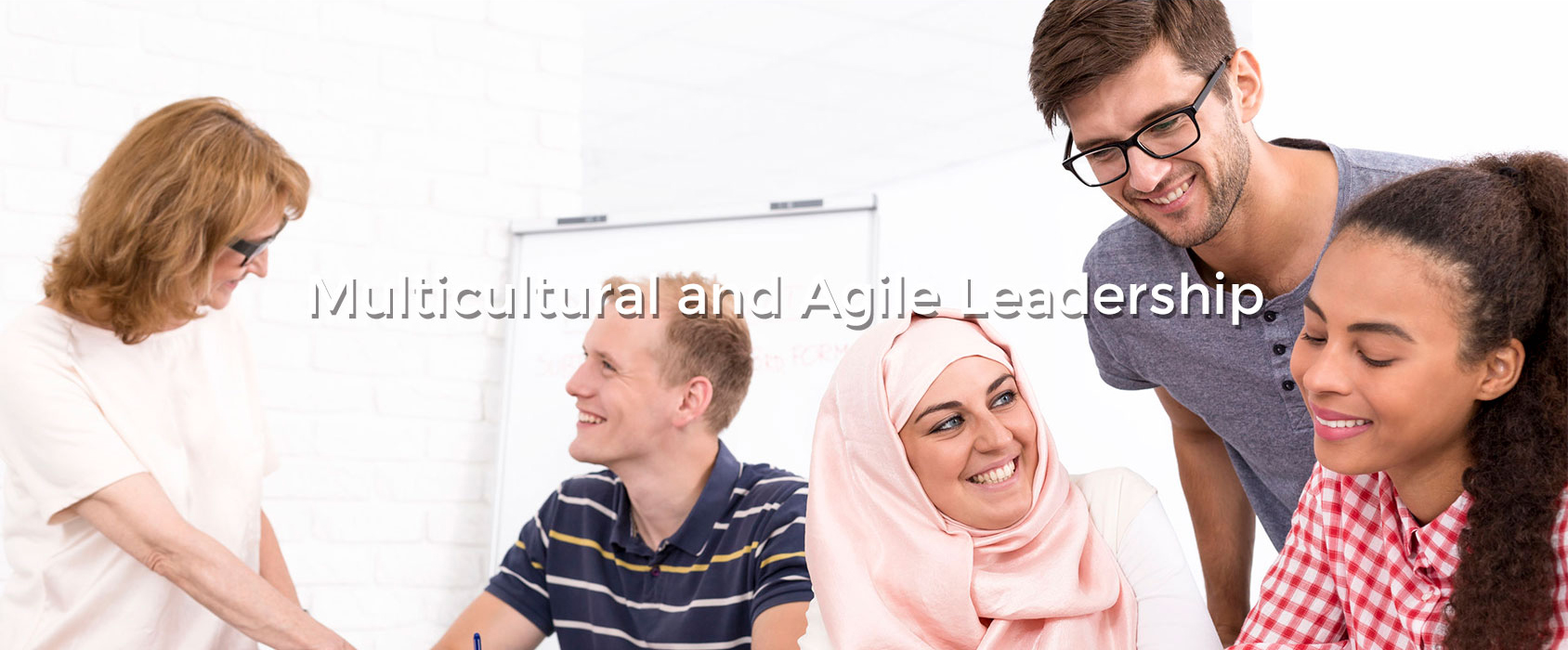 Multicultural and Agile Leadership